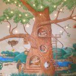 Сказочное дерево-дом