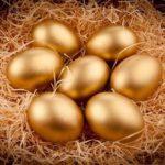 Золотые яички
