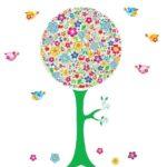 Волшебное дерево-шар