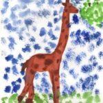 Красавец-Жираф