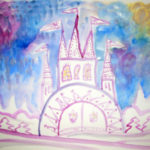Дворец Снежной королевы