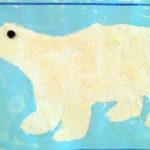Изображение белого медведя