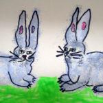 Изображение зайцев
