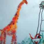 Изображение жирафа