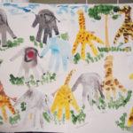 Изображение животных жарких стран
