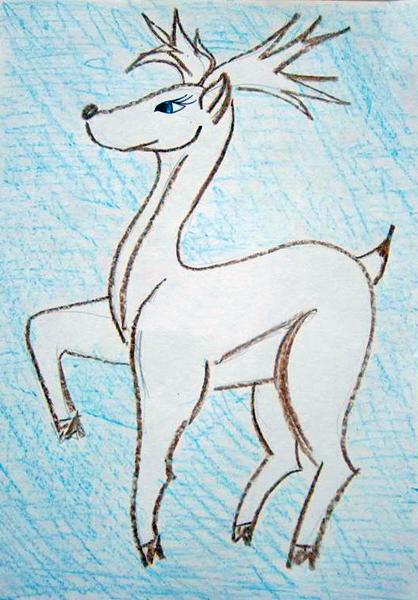 Смешные улитки рисунок карандашом глаз