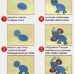 Схема для слона