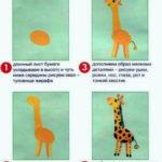 Схема для жирафа