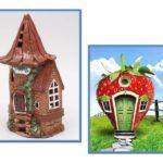 Сказочные домики слайд 16
