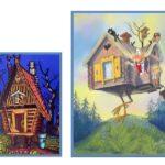 Сказочные домики слайд 4