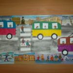5. Троллейбусы на улицах города