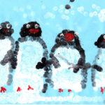 Изображение пингвинов