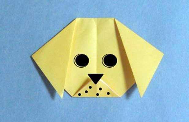 салфетницу оригами щенок старшая группа фото спровоцировало бурную
