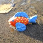 3. Красивая рыбка