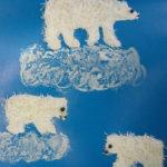«Белые медведи на льдинах»