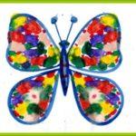 Бабочка-красавица
