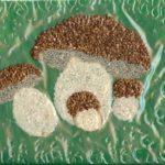 Белые грибочки