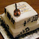 Торт квадратный