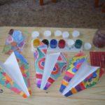 Самолетик оригами