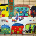 Коллективная работа «Наш город»