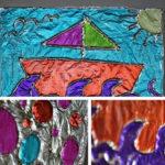 Рисование на фольге «Парусник»