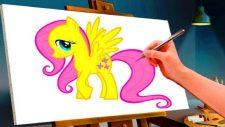 Осваивая анималистический жанр живописи, юный художник наверняка захочет изобразить пони - маленькую грациозную лошадку