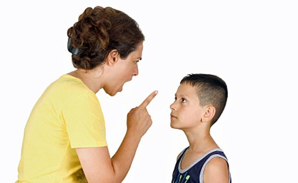 Криком делу не поможешь: как перестать срываться на детях